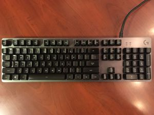 Logitech G413 Carbon Backlit Gaming Keyboard for Sale in Eau Claire, WI