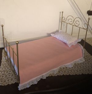 Metal Doll Bed for Sale in Chantilly, VA