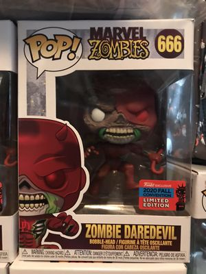 Marvel Zombies Daredevil Funko POP for Sale in Madera, CA