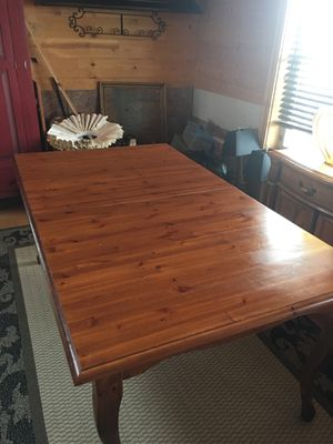 Large Dining Room Table for Sale in Duchesne, UT