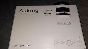 auking video projector $40 for Sale in Campbell, CA
