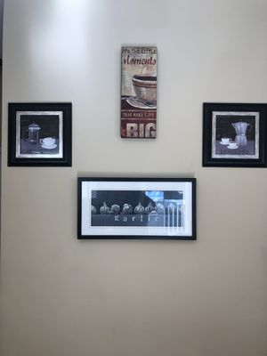 Framed kitchen pictures for Sale in Algonquin, IL