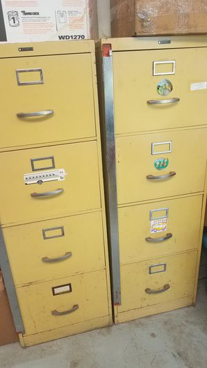 Filing cabinets for Sale in Dripping Springs, TX