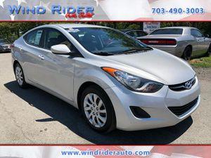 2012 Hyundai Elantra for Sale in Woodbridge, VA