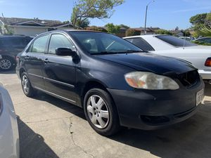 2005 Toyota Corolla CE - Salvage Title for Sale in Alameda, CA