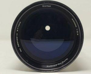 TELE VIVITAR 1:5.6 f=400mm camera lens for Sale in Lynwood, CA