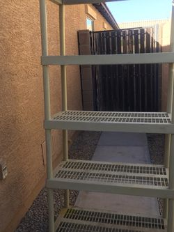 Plastic Storage Shelves for Sale in Goodyear,  AZ