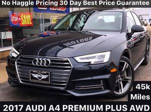 2017 Audi A4 for Sale in HUNTLEY, IL