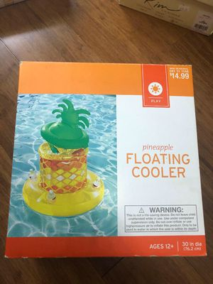 Pineapple floating cooler for Sale in Cape Coral, FL