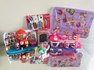 Huge Shopkins Lot only $30 in Hayward for Sale in Hayward, CA