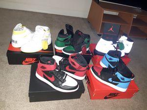 Jordans 1 Retroes for Sale in Anchorage, AK