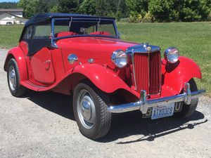 1952 MG righthand drive original not a replica for Sale in Cle Elum, WA