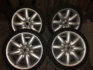 Wheels mini cooper for Sale in East Providence, RI