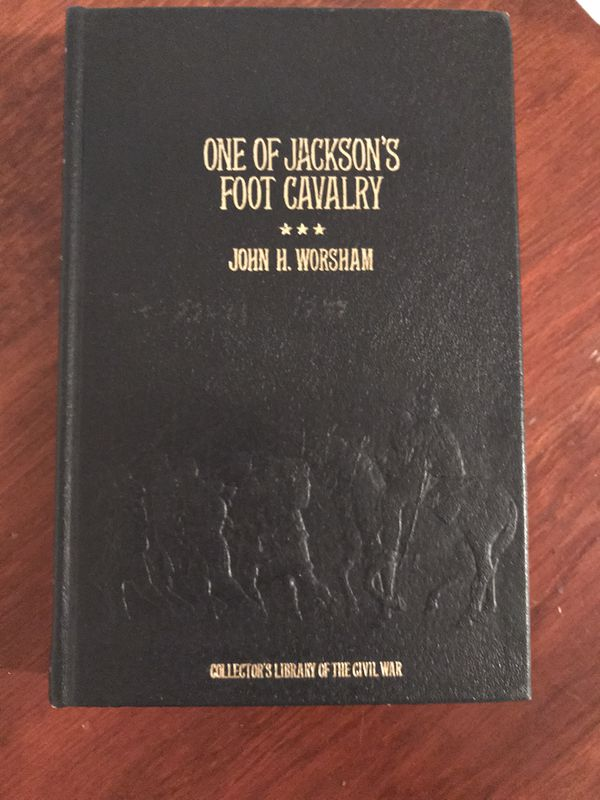 One of Jackson's Foot Calvary