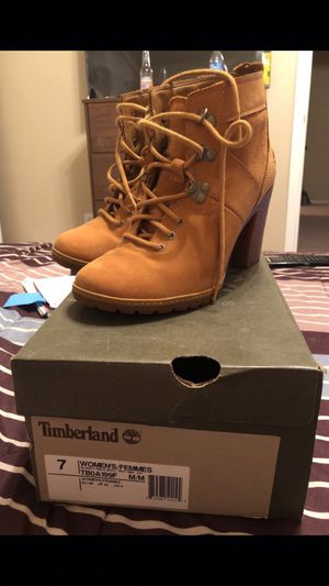 Timberlands size 7 women for Sale in Dallas, TX