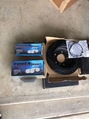 Power sport rotors and breaks for Sale in Santa Maria, CA