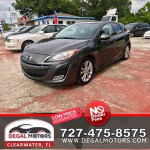 2011 Mazda 3 S Hatchback - Manual 6 Speed for Sale in Clearwater, FL