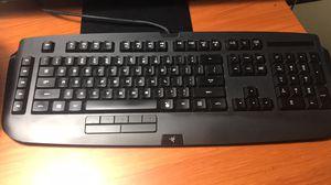 Razer Anansi Mmo Rz03-00550100 Expert mmo Gaming Keyboard for Sale in Sebastian, FL