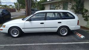 1995 Toyota Corolla DX for Sale in LAKE CLARKE, FL