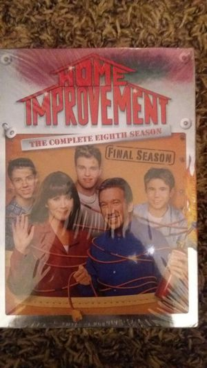 HOME IMPROVEMENT Complete Season 8 (DVD) NEW! for Sale in Lewisville, TX