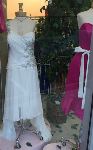 Beach or Garden wedding gown for Sale in Lakeland, FL