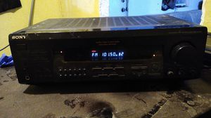 Sony FM Stereo Receiver STR-DE425 for Sale in Phoenix, AZ