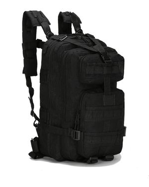 30L Black Tactical Backpack for Sale in Happy Valley, OR