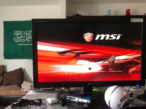 60 hz monitor 27 in ips for Sale in Indianapolis, IN