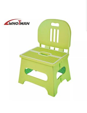 Kids Green Step Stool & Kids Chair for Sale in Sacramento, CA