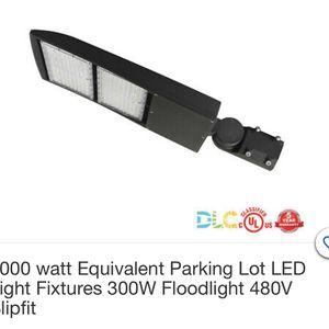 300W Led Shoebox Light for Sale in Riverside, CA
