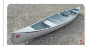 Alumincraft 16ft canoe for Sale in MINETONKA MLS, MN