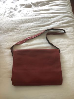 Leather messenger bag for Sale in Los Angeles, CA