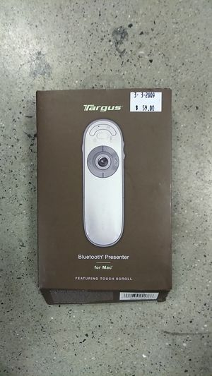 Bluetooth presenter for Sale in New Haven, CT