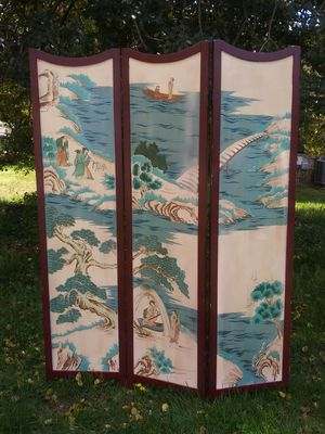 Vintage Asian Screen for Sale in Fort Washington, MD