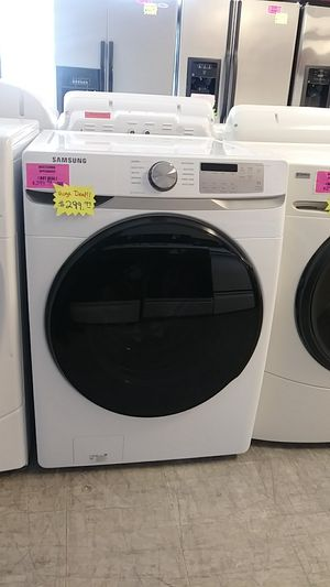 Samsung front load washer for Sale in Houston, TX