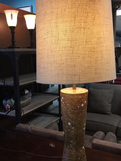 MCM Spotted Ceramic Lamp for Sale in Bellevue,  WA