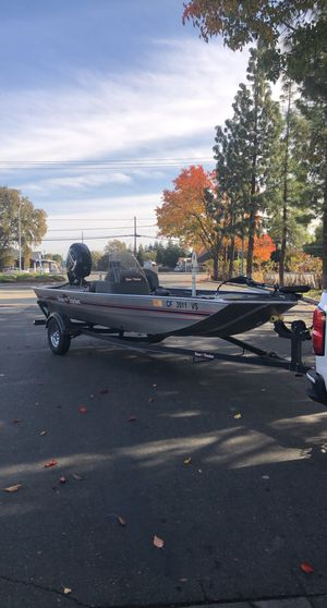 2019 Bass Tracker Classic boat for Sale in Sacramento, CA