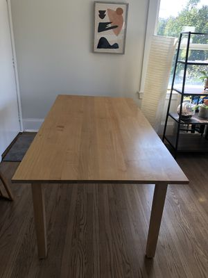 Large dining room table for Sale in Emeryville, CA
