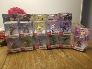 Nintendo Amiibos for Sale in El Monte, CA