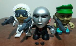GI JOE Mini Action Figure Toys loyal subjects gijoe for Sale in Marietta, GA