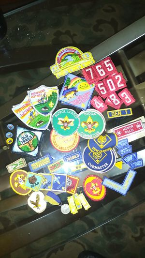 Scout Badges for Sale in St. Louis, MO