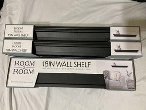 3 pack wall shelves for Sale in Philadelphia, PA