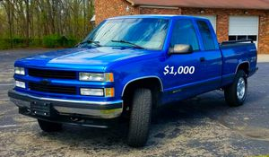 🇺🇸🎀1997 Chevrolet C/K Pickup 1500 Silverado Z71🎀🇺🇸 for Sale in Columbus, GA
