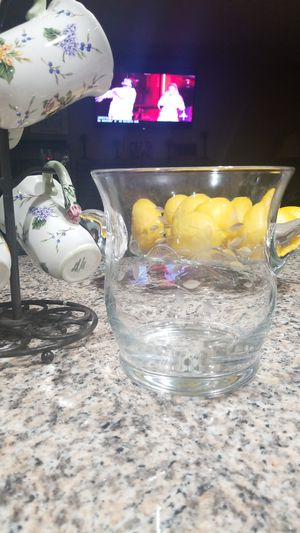 Princess house Ice bucket for Sale in Moreno Valley, CA