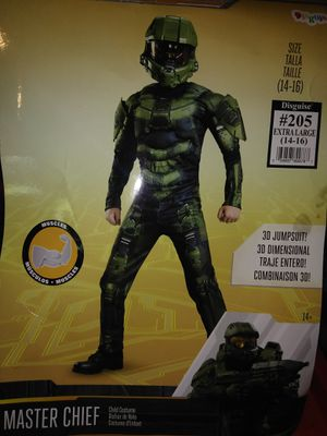 Master Chief for Sale in Houston, TX