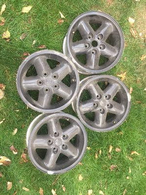 Jeep rims for Sale in Littleton, CO