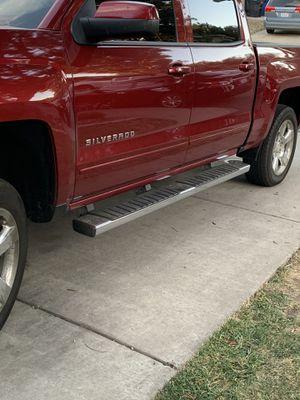 Chevrolet Silverado side steps for Sale in Patterson, CA