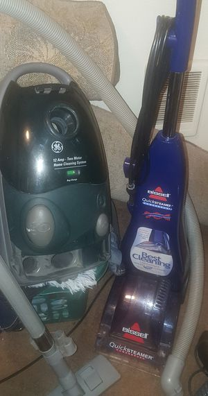 Canister Vacuum for Sale in Vancouver, WA