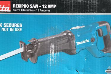 12 Amp Recipro Saw by Makita for Sale in Henderson,  NV