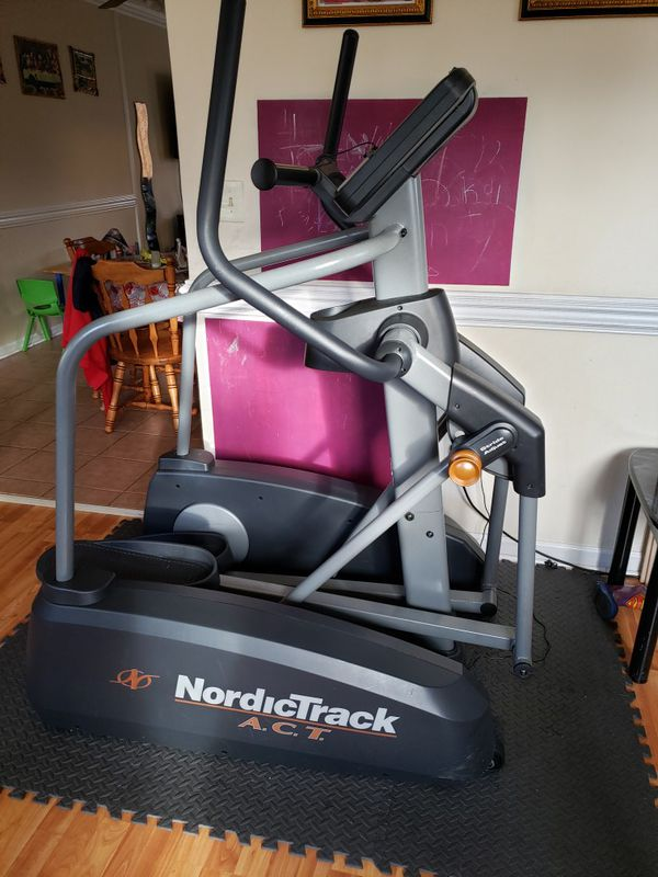 Elliptical NordicTrack